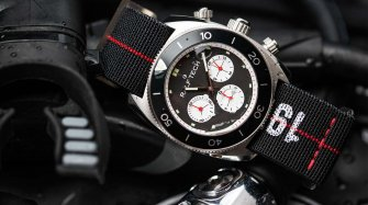 WRV Chronographe Automatique Barracuda Trends and style