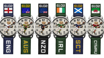 Collection capsule de montres Kicker Bear