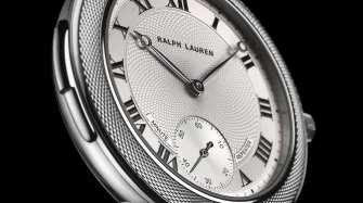 Ralph Lauren Minute Repeater Trends and style