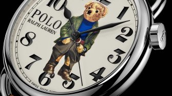 Three new Polo Bear watches Trends and style