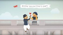 Vidéo. Happy Valentine's Day From Ralph Lauren