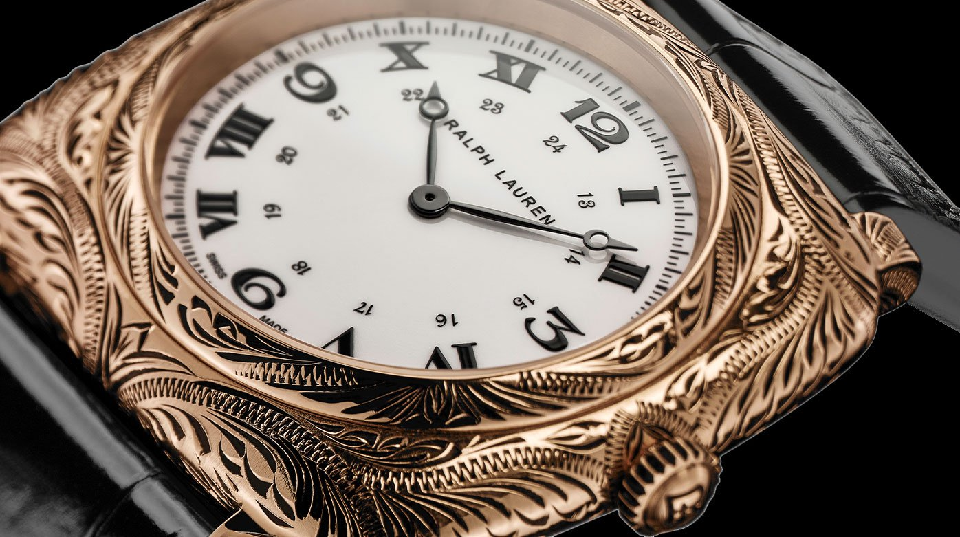 Ralph Lauren - The Western watch collection