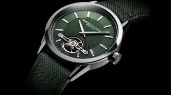 Freelancer Calibre RW1212 verte Style & Tendance