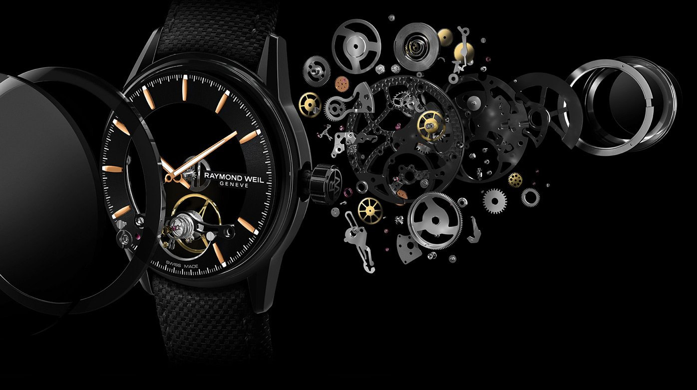 Raymond Weil - High voltage horology