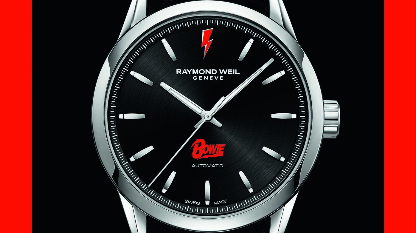 Raymond Weil - Freelancer David Bowie