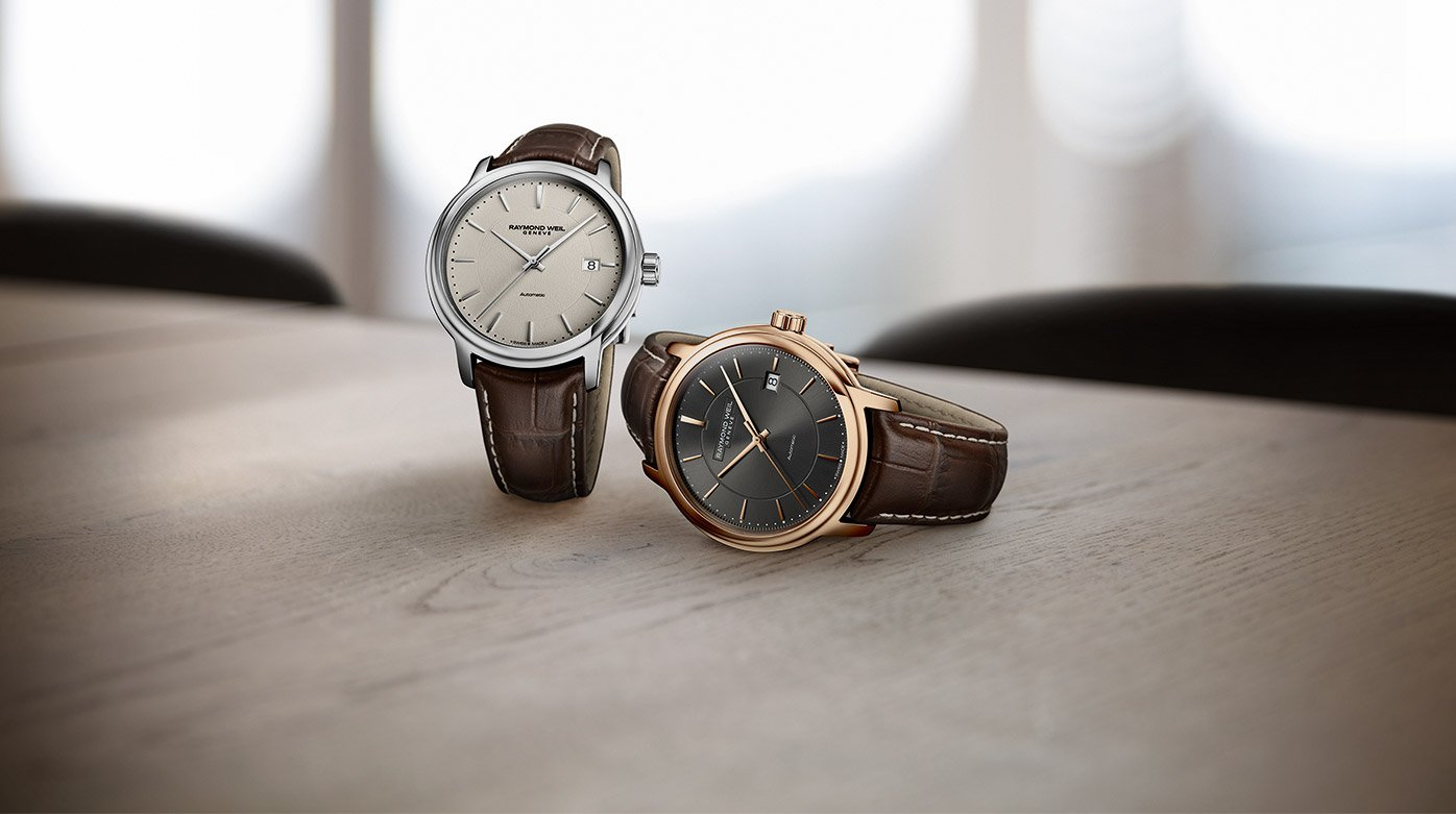 Raymond Weil - A new duet for the Maestro