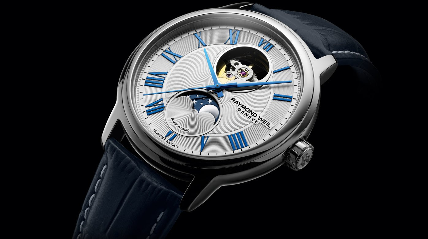 Raymond Weil - Moon and movement