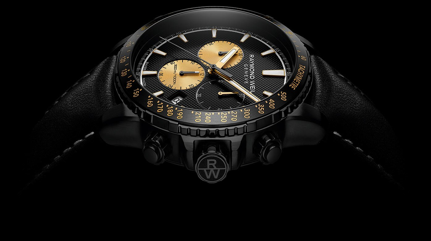 Raymond Weil - Tango Marshall Limited Edition