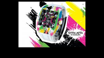 Rebellion Timepieces X RocketByz Trends and style
