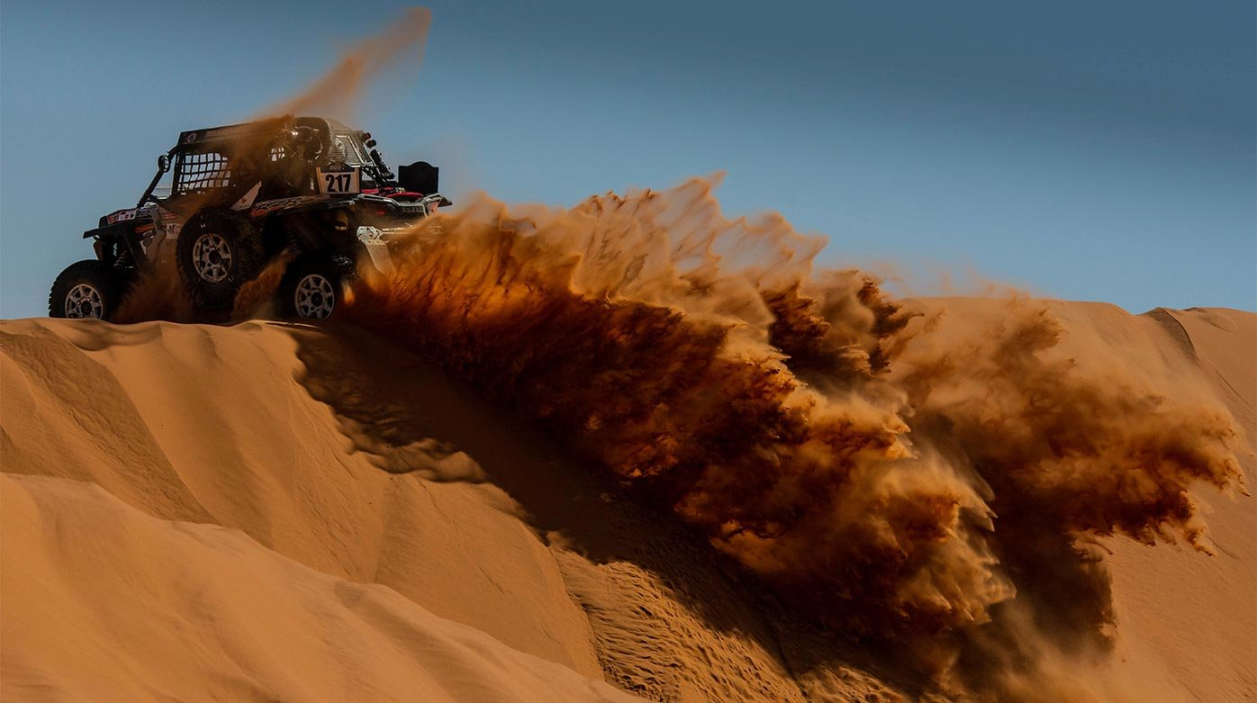 Rebellion - Afriquia Merzouga Rally 2019