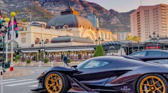 At Top Marques Monaco Events