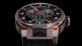 Predator 2.0 Tourbillon