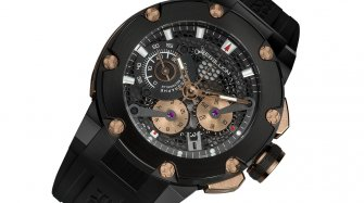 The brand customizes its Predator Chronograph in honour of the Dakar Rally Trends and style