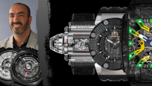Ten Minutes With Calim Bouhadra: Discover The Man Behind Rebellion Timepieces