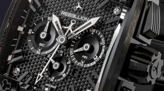RE1 2.0 Chronograph  Trends and style