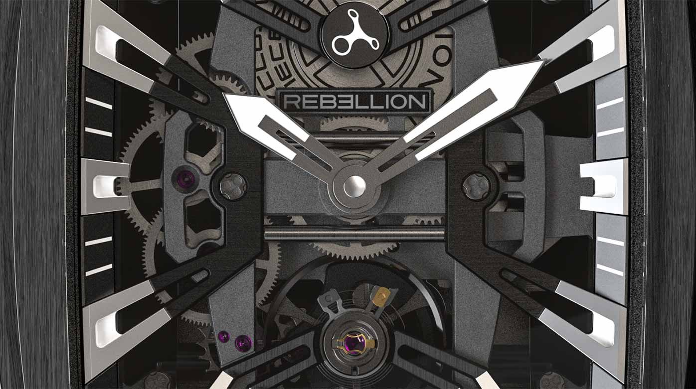 Rebellion - Re-Volt Skeletonized