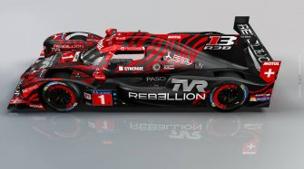 TVR returns to WEC with Rebellion Racing Sport