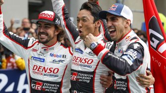 24 Hours of Le Mans: victory of Alonso, Buemi and Nakajima Sport