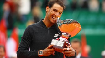 Rafael Nadal, record collector People and interviews