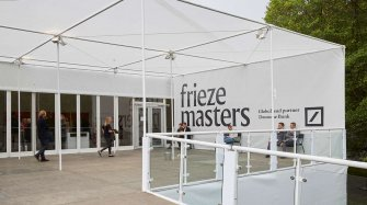 A Frieze Masters/Frieze London 2019 Expo & salons