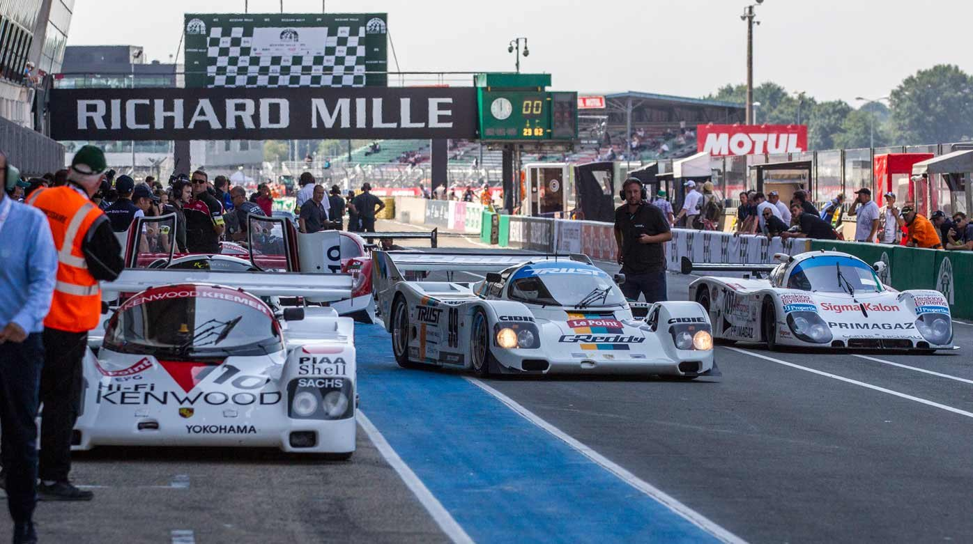 Richard Mille - Le Mans Classic 2018, a record edition in every way