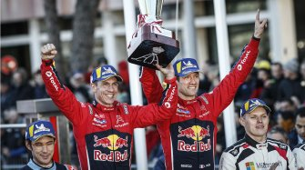 87th Monte-Carlo Rally Sport
