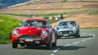 Le Rallye des Légendes : On the road again !