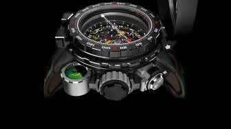 Is a million-dollar tourbillon the perfect watch for the adventurer? Innovation and technology