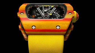 Tourbillon RM 27-03 Rafael Nadal Innovation and technology
