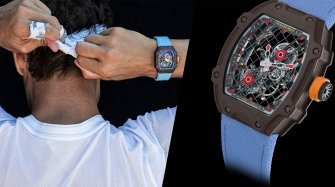 RM 27-04 Tourbillon Rafael Nadal  Trends and style