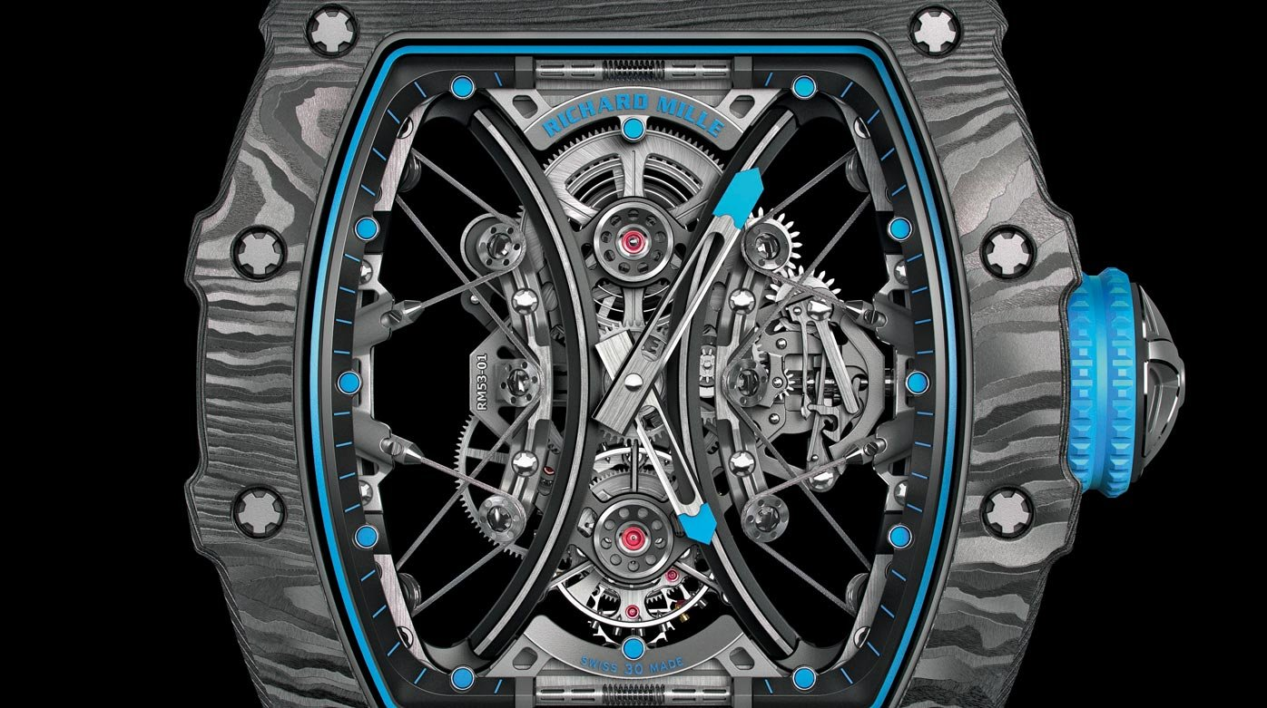 Richard Mille - RM 53-01 Tourbillon Pablo Mac Donough