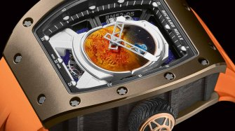 RM 52-05 Tourbillon Pharrell Williams  Style & Tendance