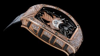 RM71-01 Tourbillon Automatique Talisman