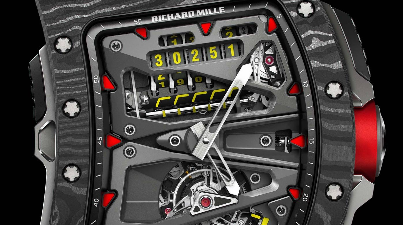 Richard Mille - RM 70-01 Tourbillon Alain Prost