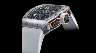 The gentle side of Richard Mille Trends and style