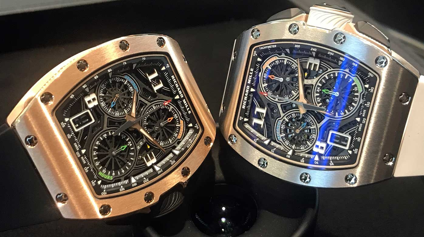 Richard Mille - The New RM 72-01: Complex, But Fully Explained