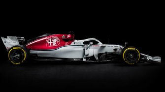Premium Partner of the Alfa Romeo Sauber F1 Team Events
