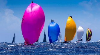 A windy final to close the 9th edition of Les Voiles de Saint Barth Sport