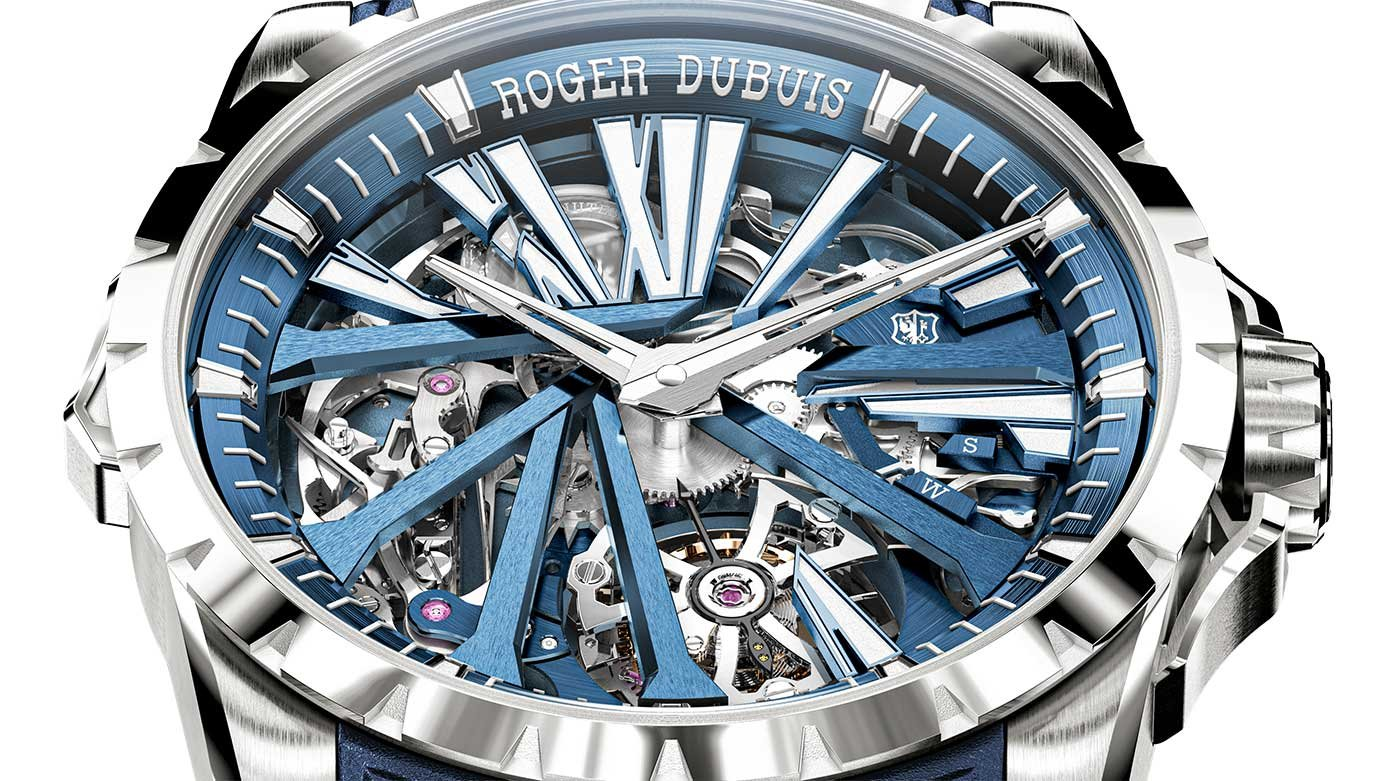 Roger Dubuis - Mind Over Matter
