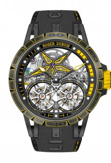 Excalibur Pirelli - Double Flying Tourbillon