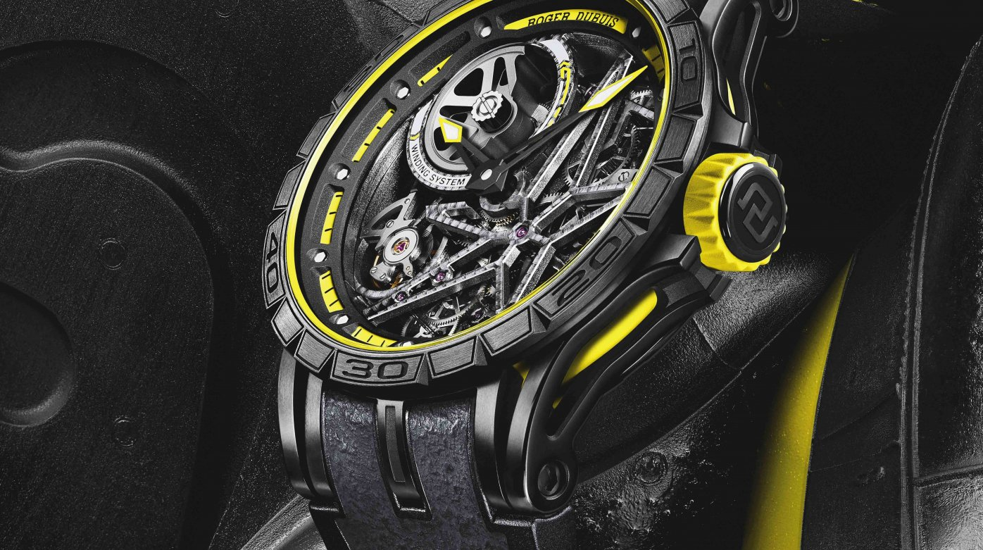 Roger Dubuis - La performance a ses couleurs