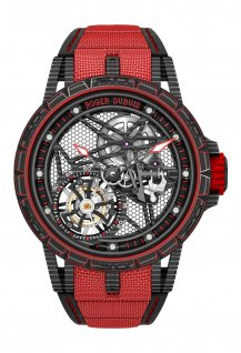 Excalibur Spider Carbon - Automatic Skeleton