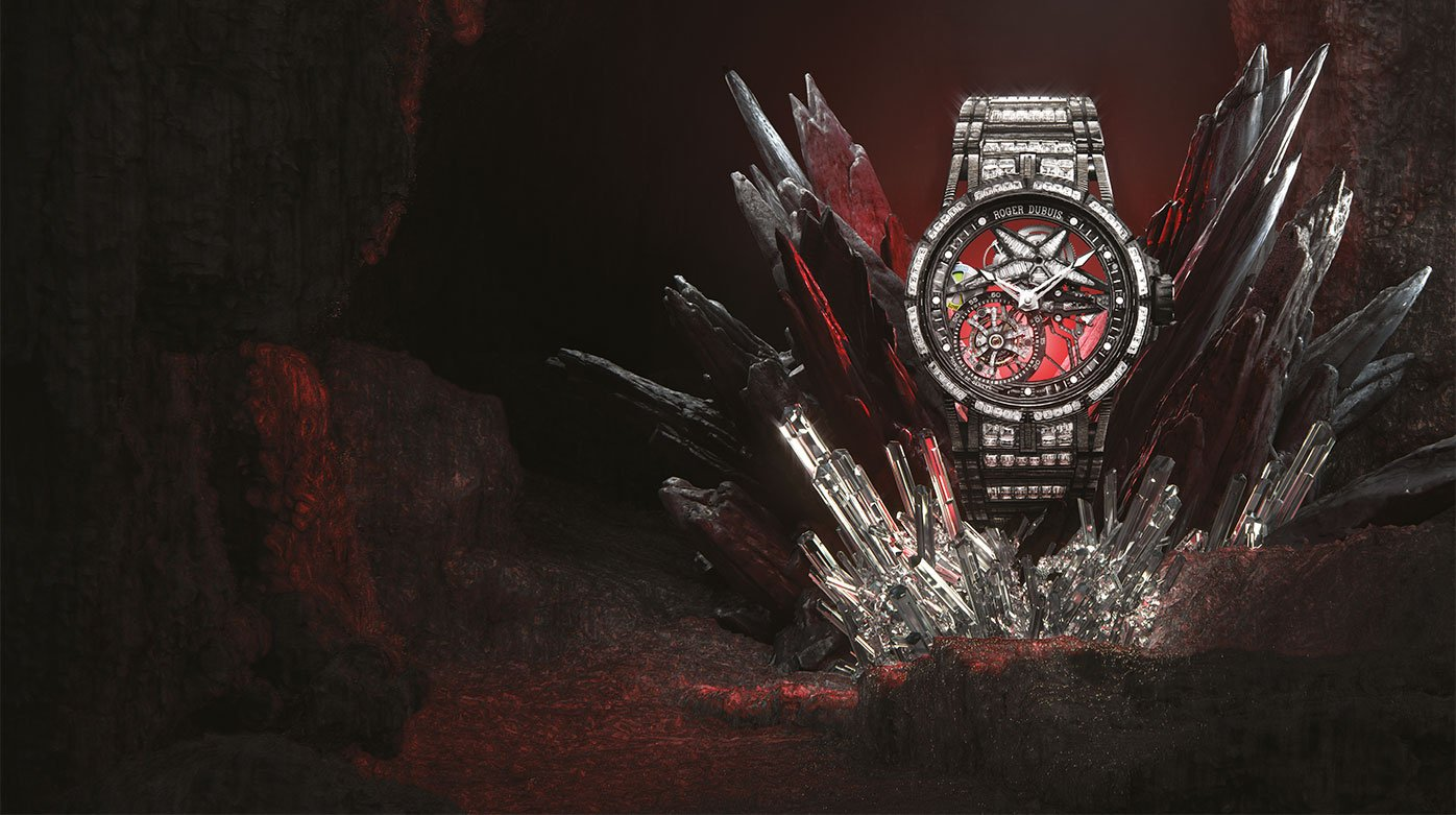 Roger Dubuis - Excalibur Spider Ultimate Carbon