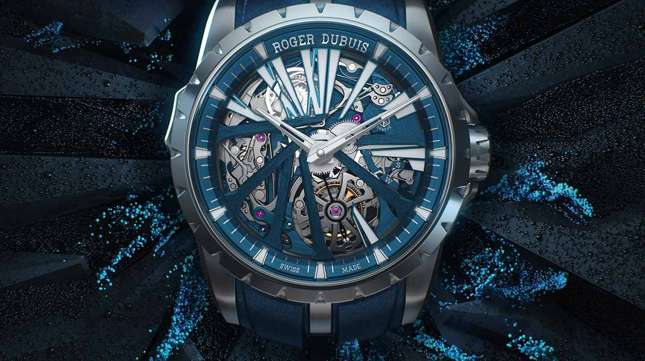 Roger Dubuis - Excalibur Diabolus in Machina
