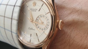 Wildcard: Rolex Cellini Trends and style