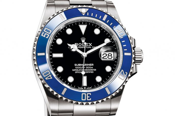 Behind The Success Of The 2020 Rolex White-Gold Submariner