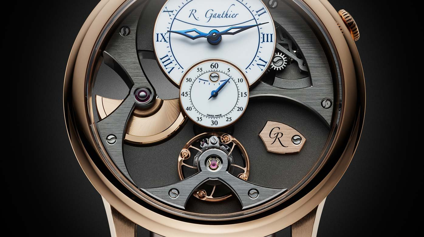 Romain Gauthier - Insight Micro-Rotor