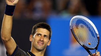 Novak Djokovic signs for four more years