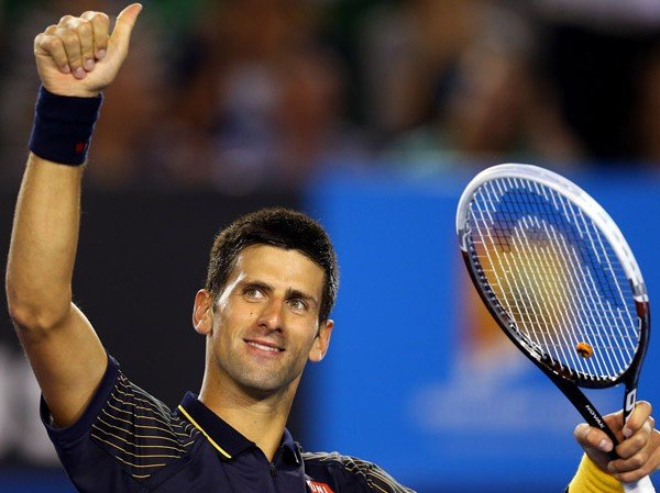 Seiko - Novak Djokovic signs for four more years
