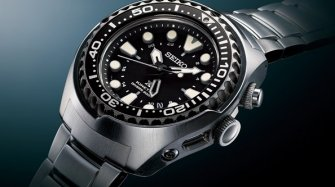 Prospex Kinetic GMT Diver